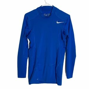 NIKE PRO COMBAT fitted men's long sleeve size L